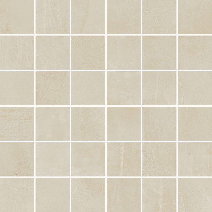 Paris Mosaico 5x5 Amande - dlaždice mozaika 30x30 béžová
