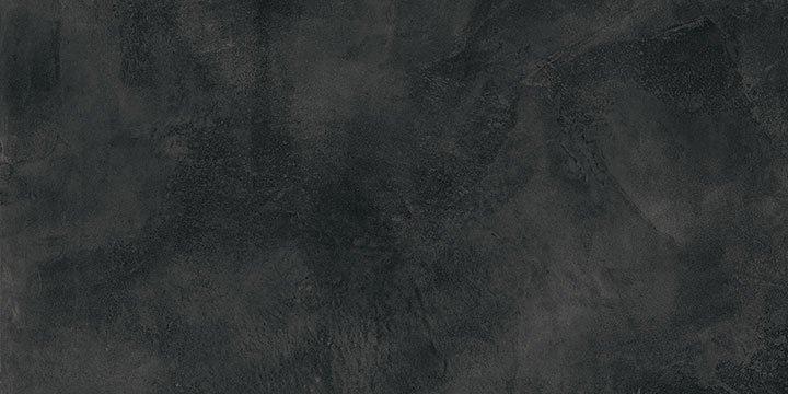 Noir Rettificato - dlaždice rektifikovaná 80x80 černá