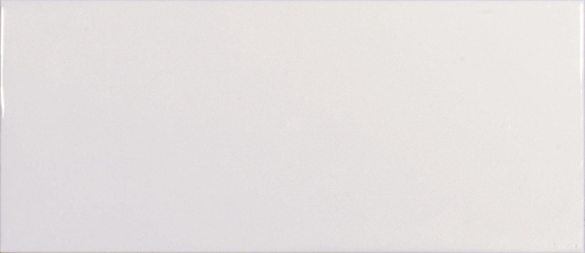 Maiolica White - obklad 11x25 bílá
