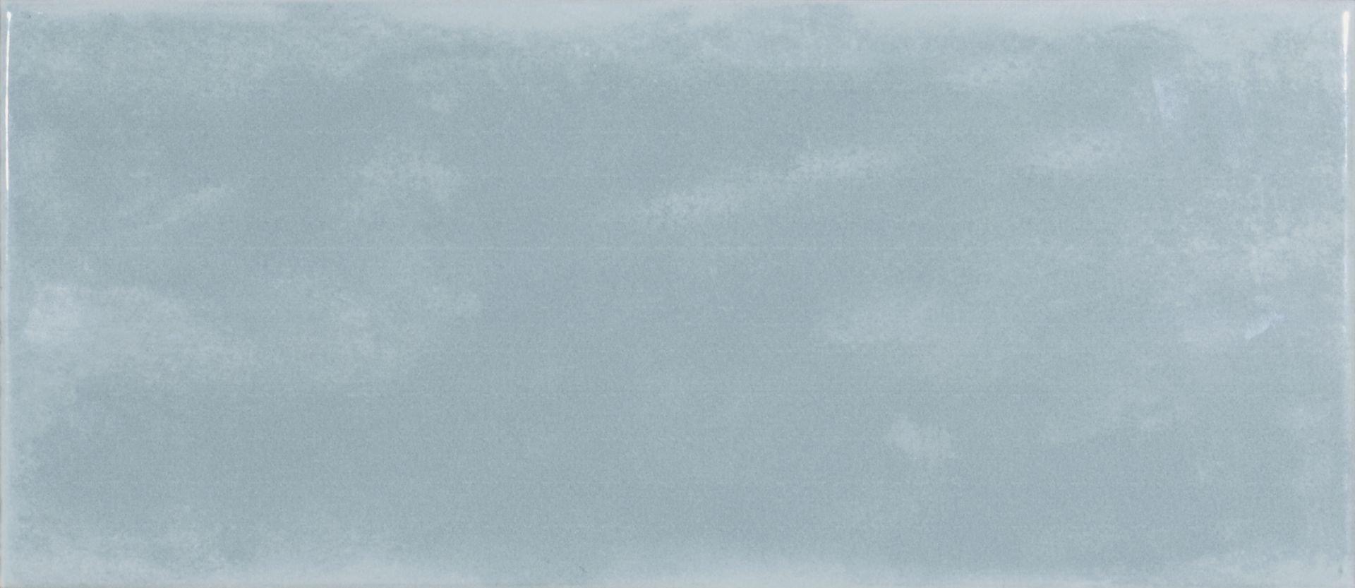 Maiolica Aqua - obklad 11x25 tyrkysová