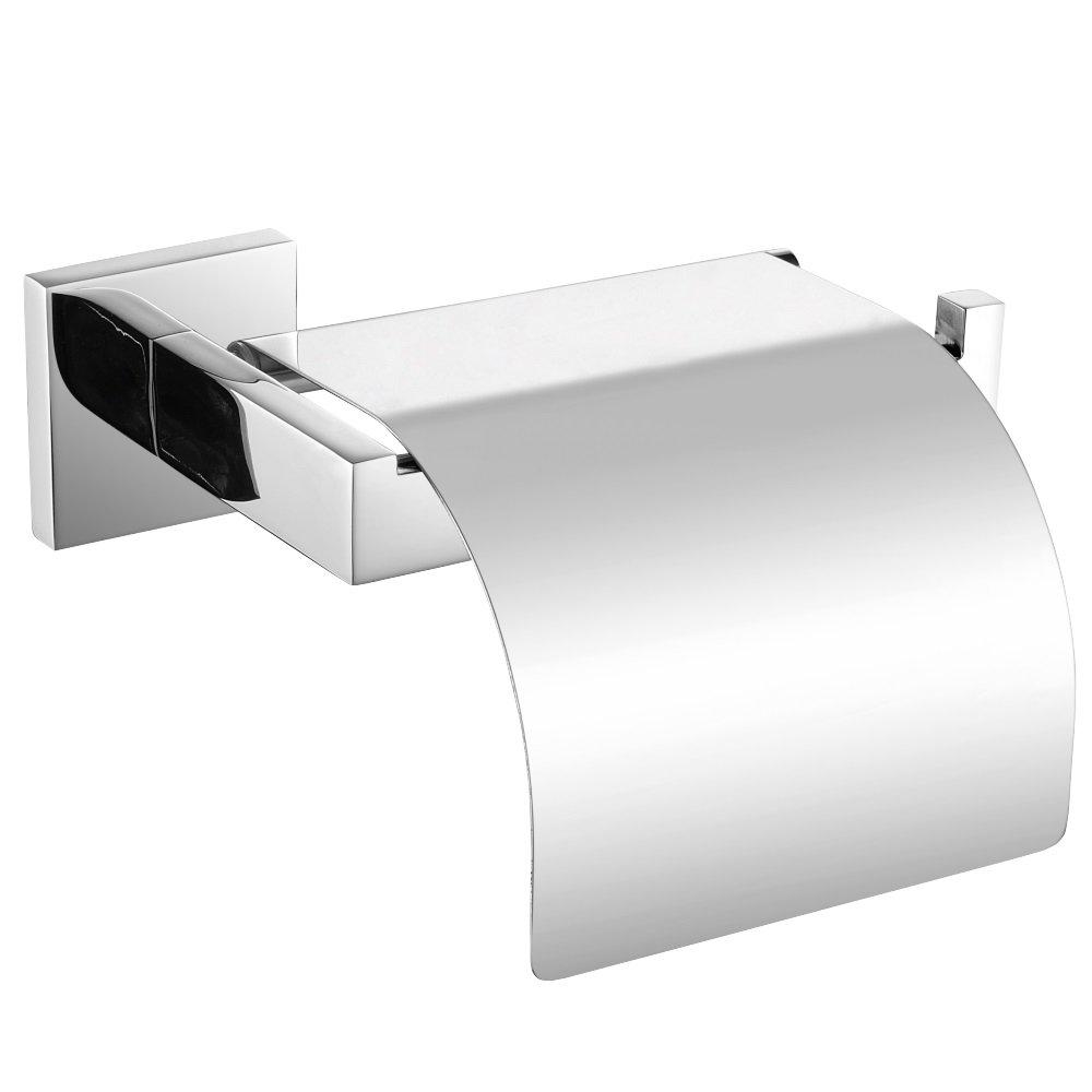 Cubus - držák toaletního papíru, nerez lesk