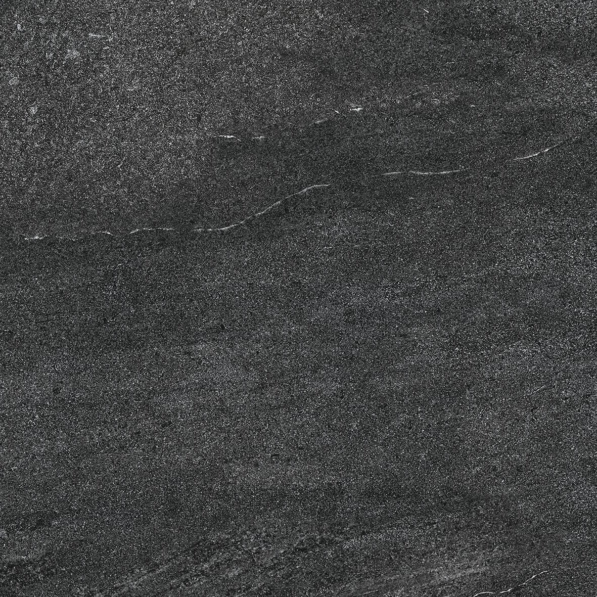 Quarzit - dlaždice kalibrovaná 60x60 černá matná