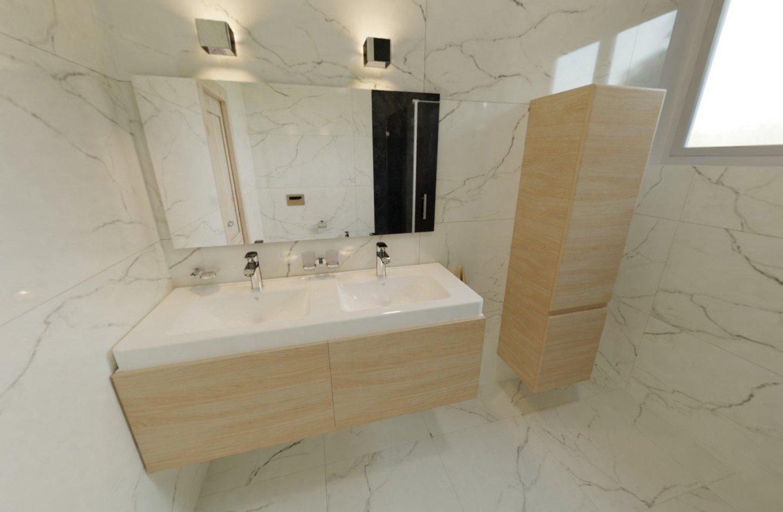 3D návrh - koupelna Imperial
