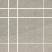 Rockstone antracite mozaika cieta mat - dlaždice mozaika 29,8x29,8 šedá matná