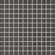 Rockstone grafit mozaika cieta mat - dlaždice mozaika 29,8x29,8 šedá matná