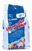 Mapei Ultracolor Plus 115 říční šedá - spárovací hmota, protiplísňová, 5 kg