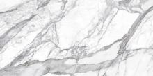 Mirage Jewels Bianco Lunensis JW12 Lucidato - dlaždice rektifikovaná 120x240 bílá