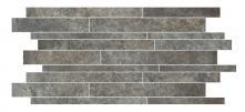 Muretto Antracite - dlaždice mozaika 30x60 šedá
