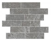 Muretto Silver - dlaždice mozaika 38x40 šedá