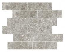 Muretto Platinum - dlaždice mozaika 38x40 šedá