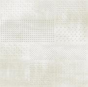 Struttura Metal Mix Inox Rettificato - dlaždice rektifikovaná 60x60 bílá