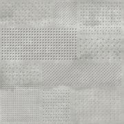 Forge Struttura Metal Mix Alluminio Rett. - dlaždice rektifikovaná 60x60 šedá